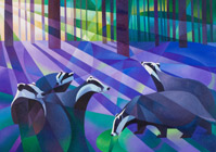 Badgers,-Bluebells-and-Moonlighthome