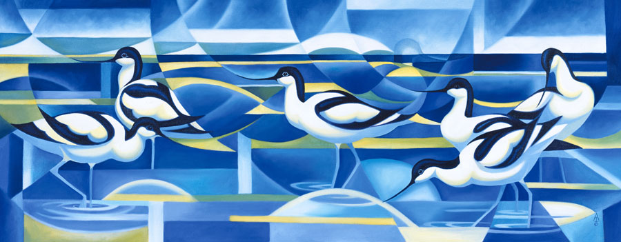 Avocets-home