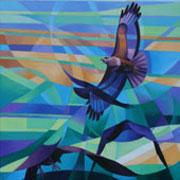 Buzzard and Crows