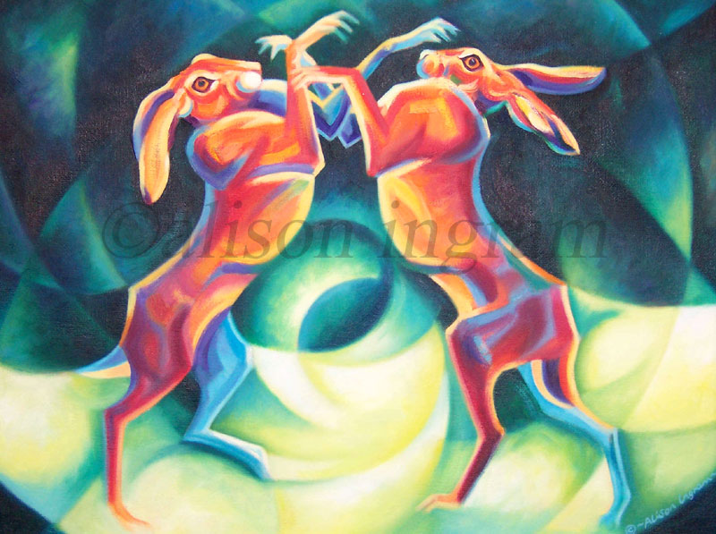 Mad-March-Hares