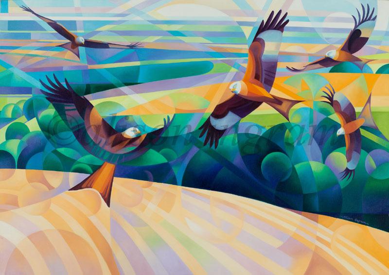 Red-Kites