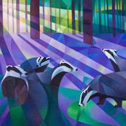 Badgers,-Bluebells-and-MoonlightTN