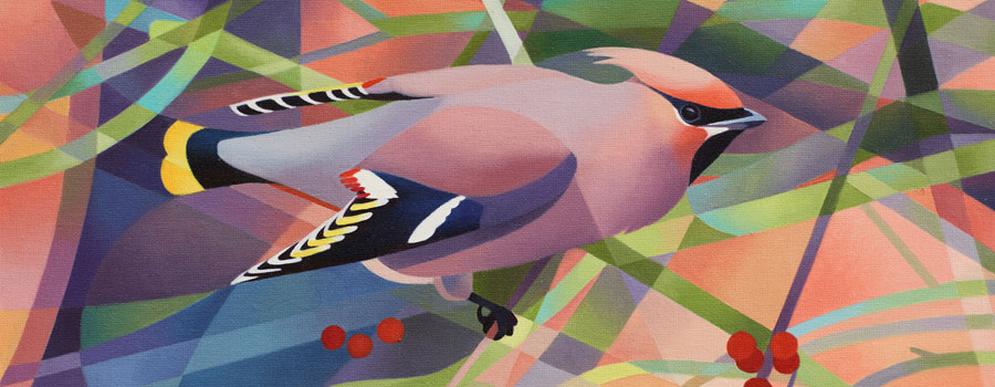Waxwing-home